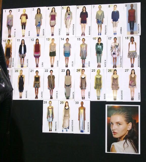Maurizio Pecoraro - Spring Summer 2013 Fashion Show