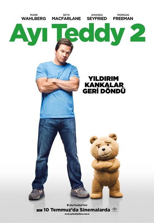 Ayı Teddy 2 (2015) Film indir