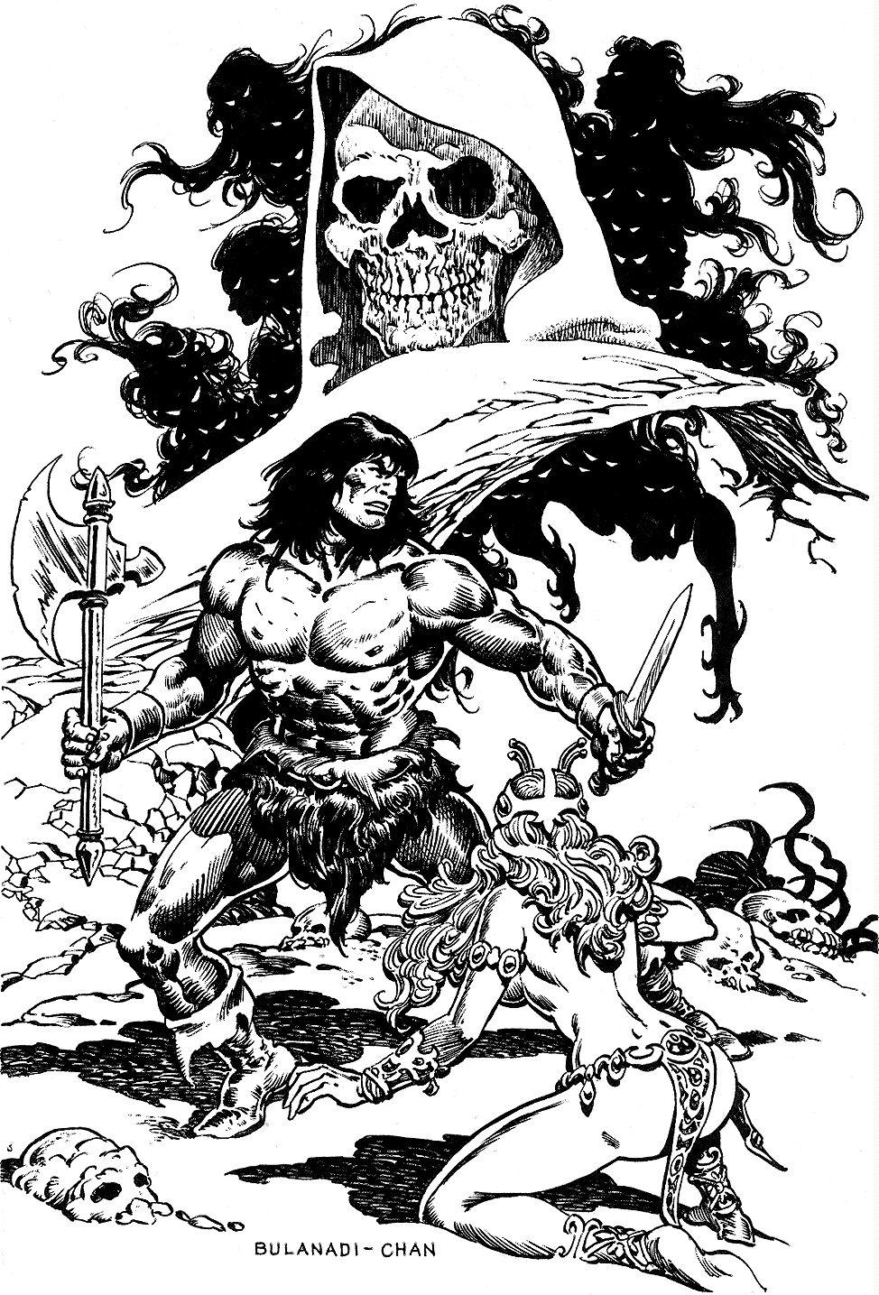 Conan the Barbarian (1970) Issue #231 #243 - English 24