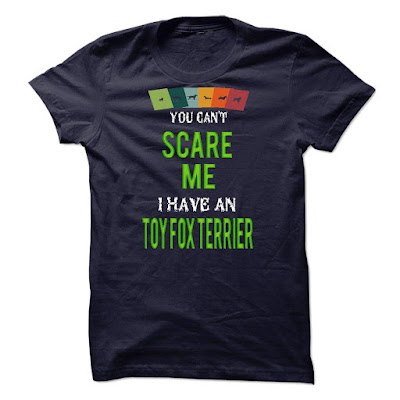 TOY FOX TERRIER Shirt