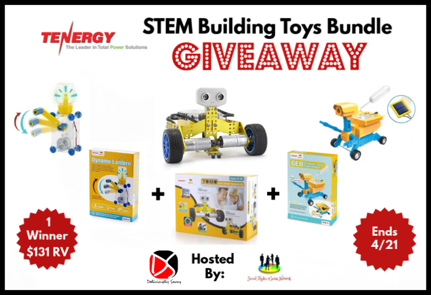 STEM Building Toys Giveaway