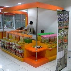 KIOSK AT MYDIN, PENANG