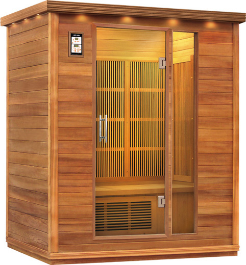 Sauna infrarouge carbone sante - Sauna infrarouge carbone ...