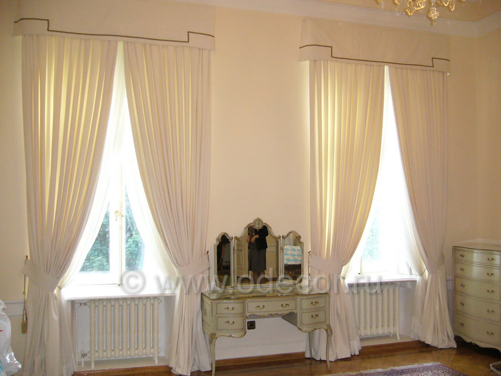 Стильные шторы шторы