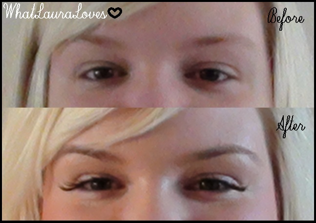 HD Brows: Before and After | What Laura Loves