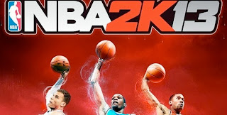 Games Android : NBA 2K13 v1.0.6 Apk + Data