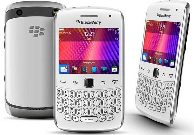 BlackBerry Curve 9360 Apollo BB Murah Harga Rp 1.9 Jutaan