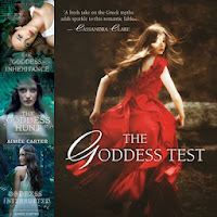 ★SAGA GODDESS TEST - AIMEE CARTER★