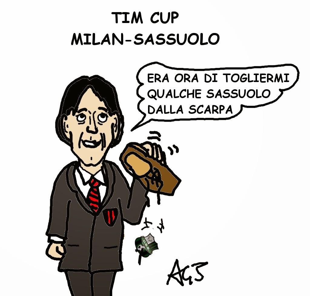 Milan, sassuolo, sport, calcio