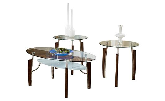Ashley Furniture Homestore Avani Accent Table Group