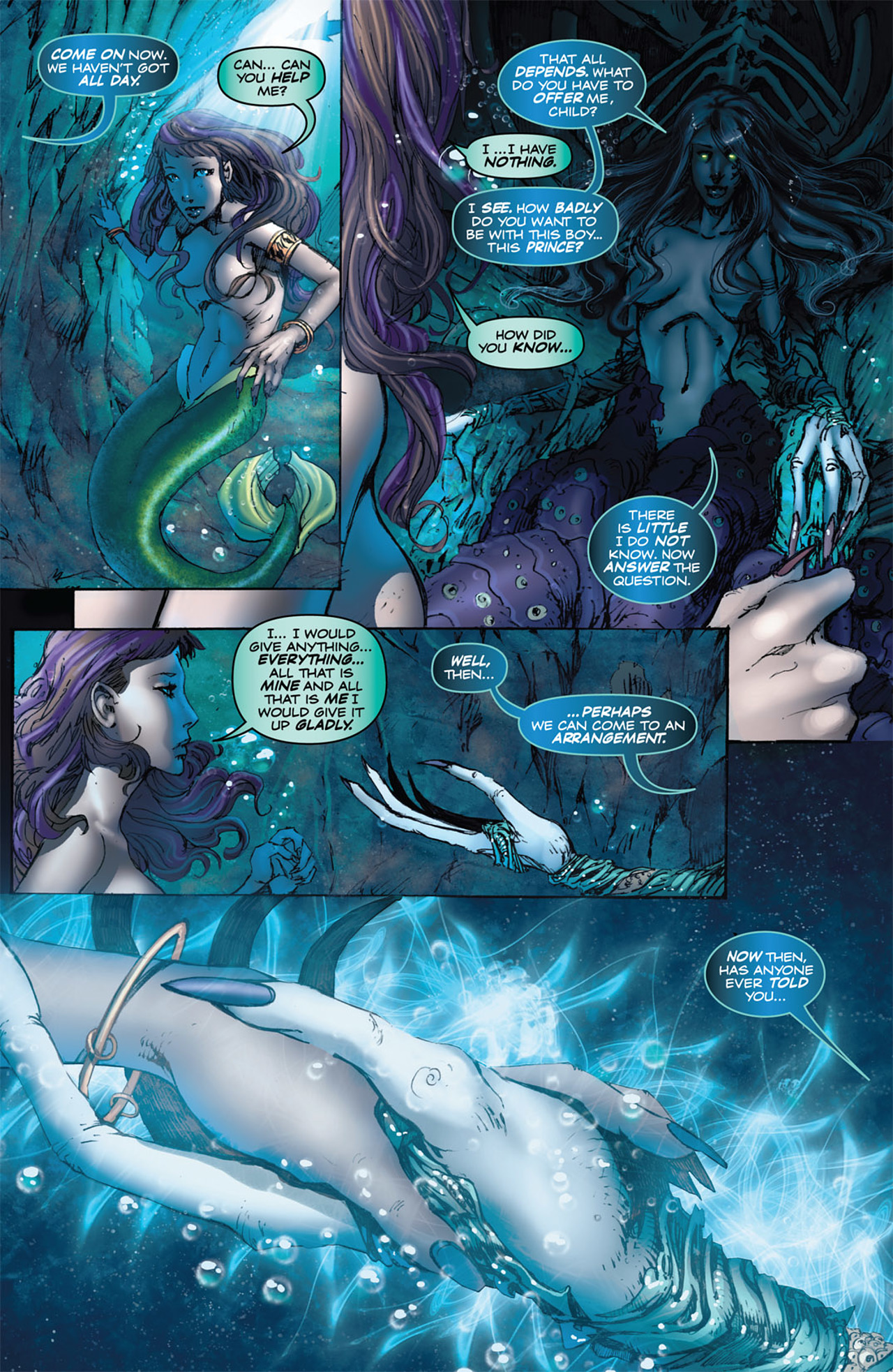 Grimm Fairy Tales (2005) Issue #25 #28 - English 14
