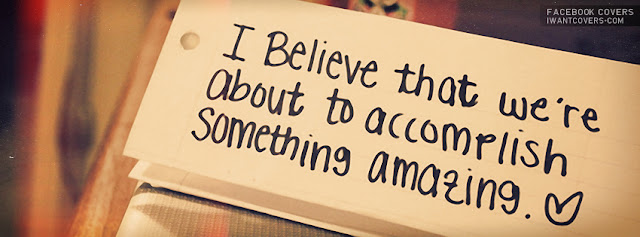 I-Believe facebook cover