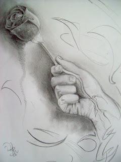 dibujos a lapiz de amor