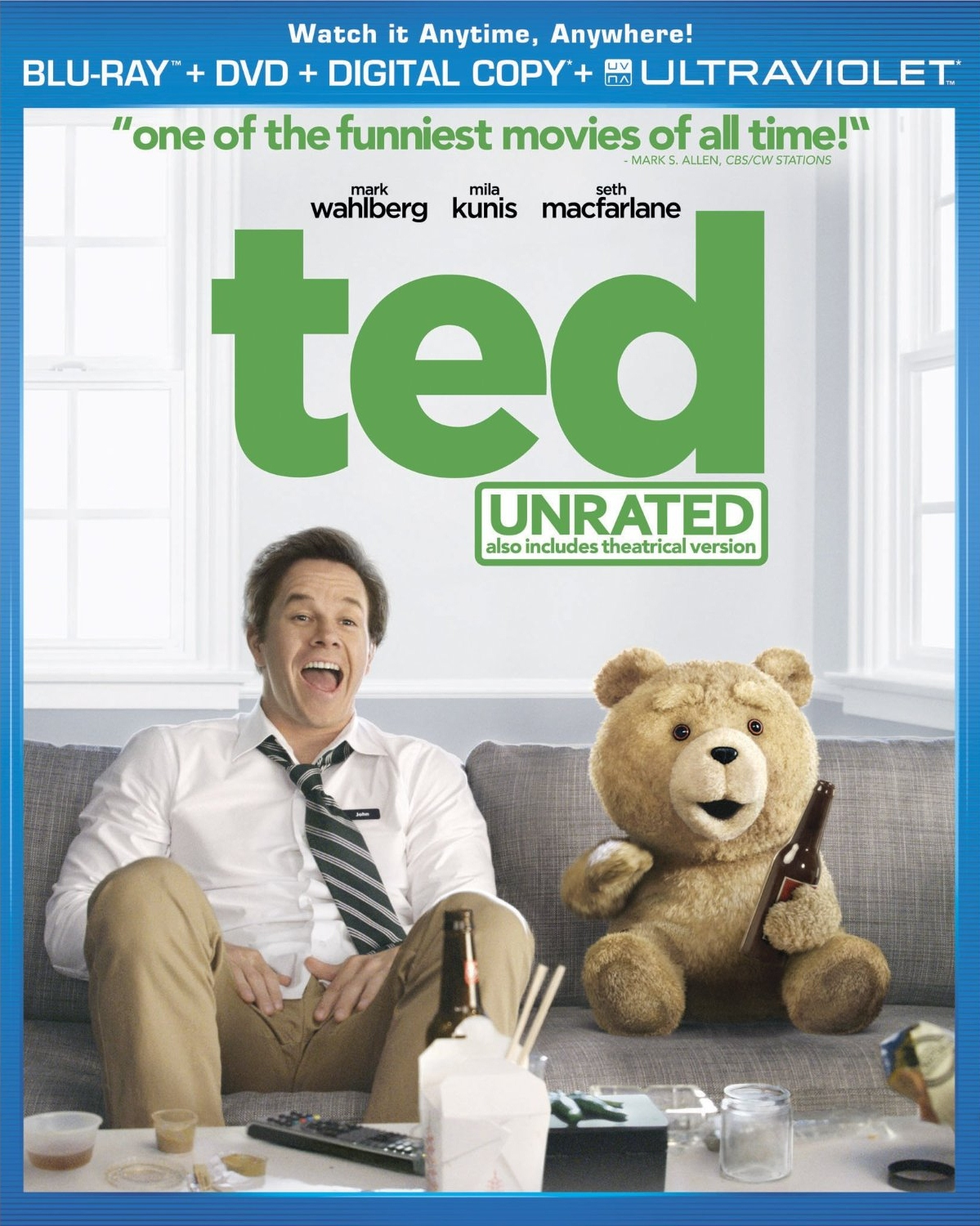 Baixar Filme Ted BluRay 1080p Dublado – Torrent