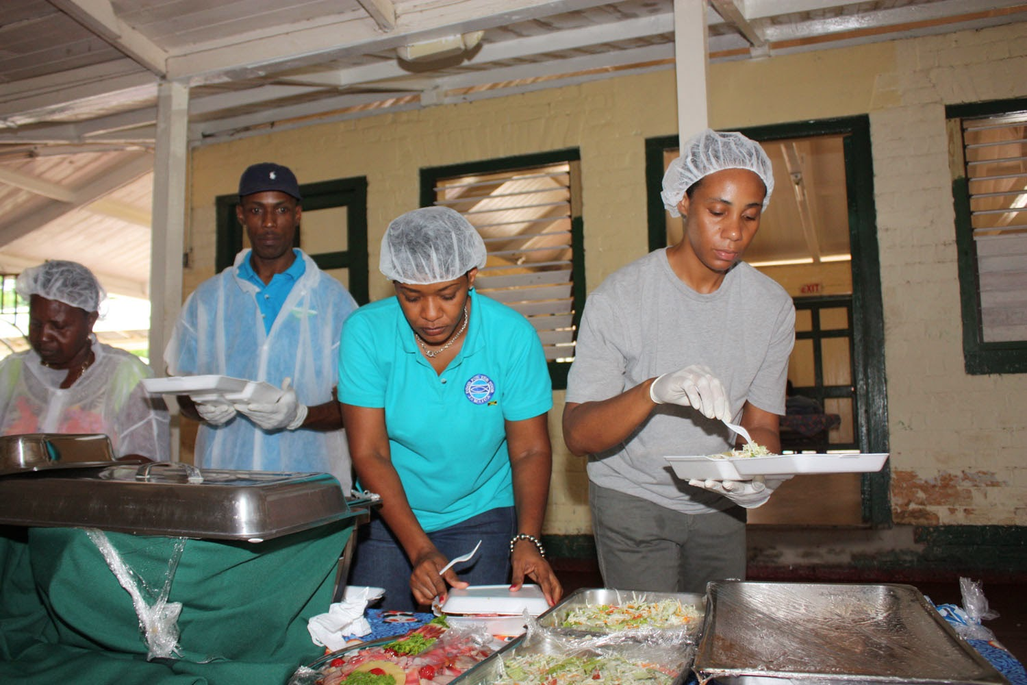 FOOD FOR THE POOR JAMAICA: December 2014