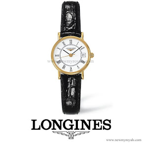 Sophie, Countess of Wessex style Longines Le Grande Classic watch