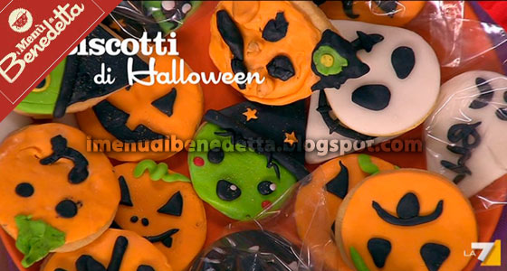 Biscottidi Halloween di Benedetta Parodi