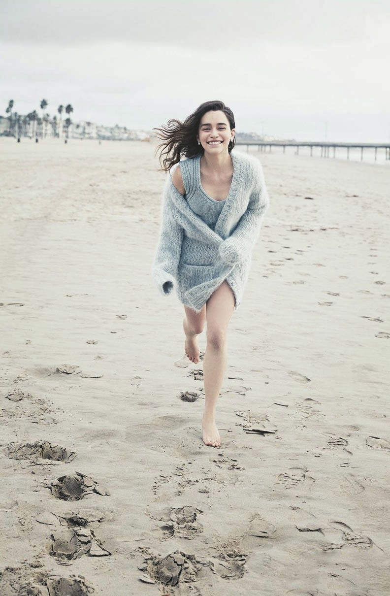 Emilia Clarke HQ Pictures WSJ  Magazine Photoshoot March 2014