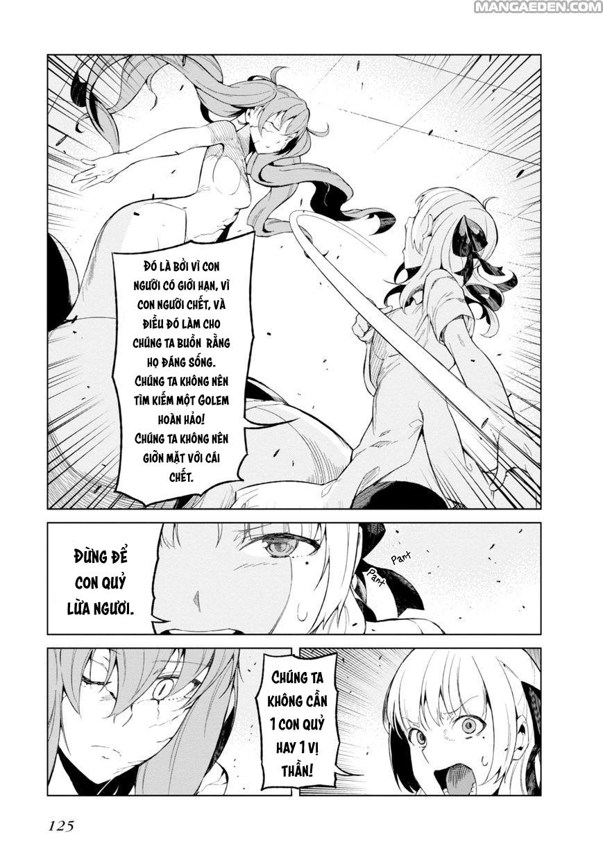 To aru Kagaku no Accelerator chap 29 - Trang 14
