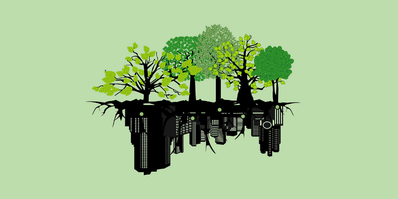 essay green clean city