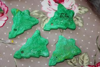 Reciclatex Cómo hacer decoraciones navideñas con arcilla casera