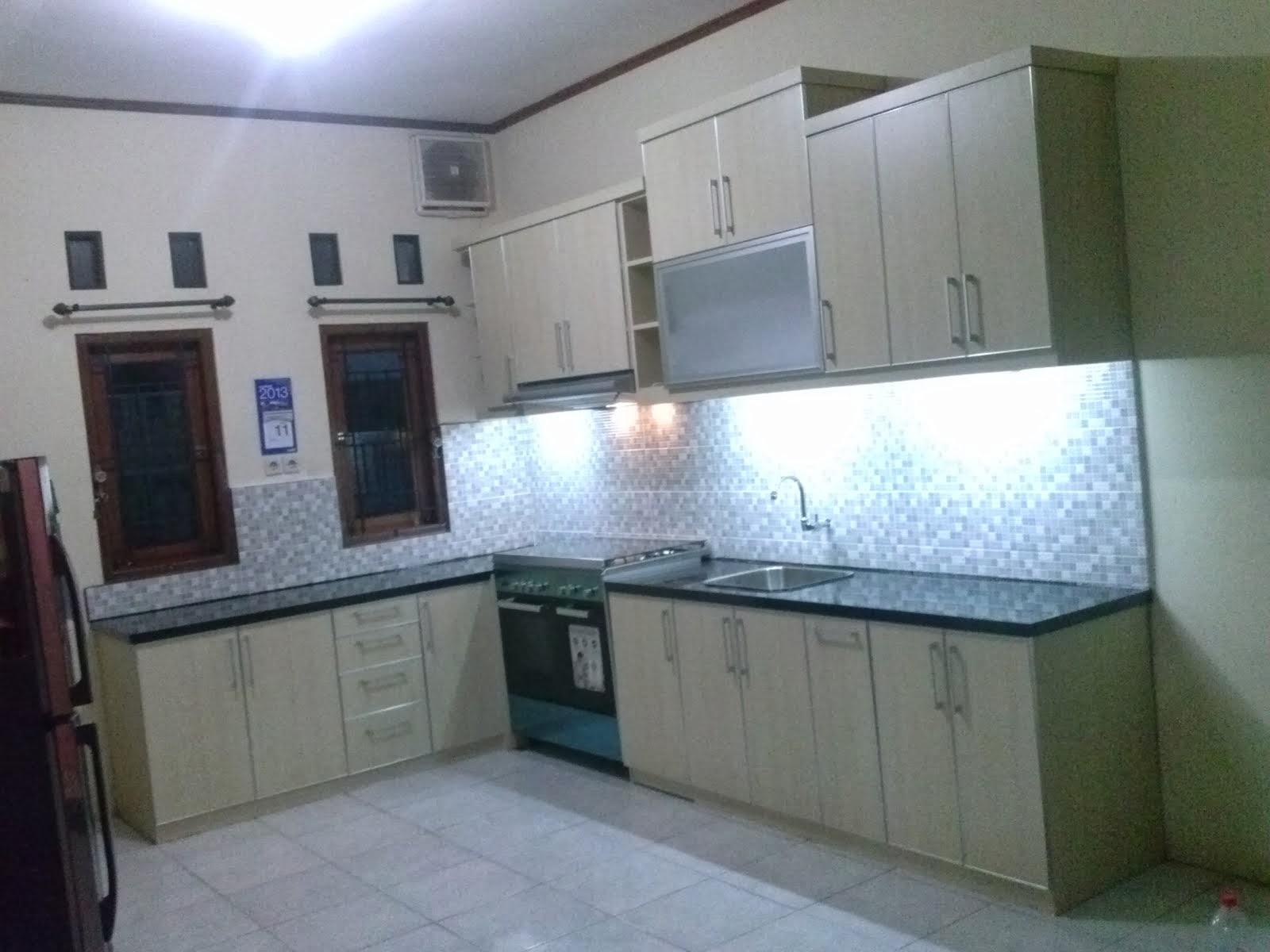 kitchen set Anne Bekasi