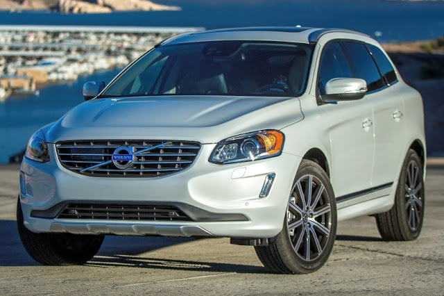 2015 All New Volvo XC60 Performance front view