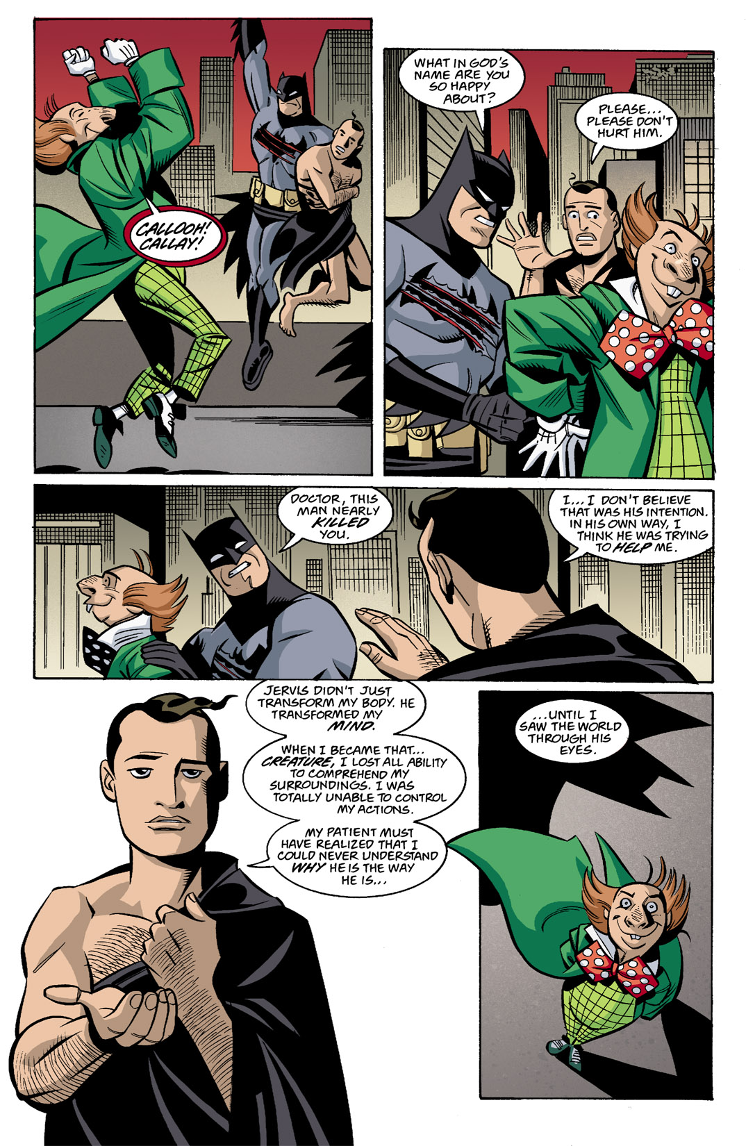 Detective Comics (1937) Issue #787 Page 22