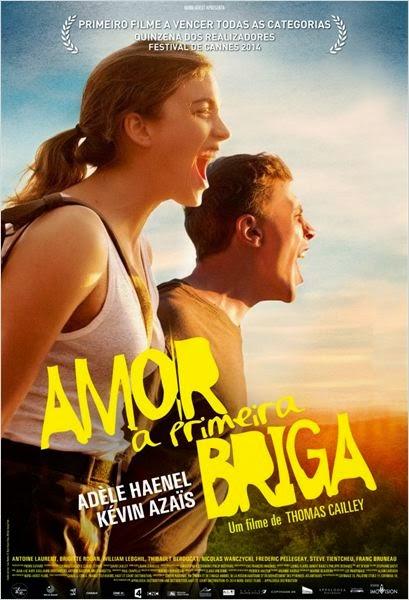 """Poster do filme """"Amor à Primeira Briga"""""""