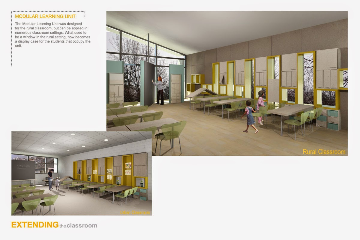 Classroom Design Competition ~ A daily dose of architecture classroom design competition