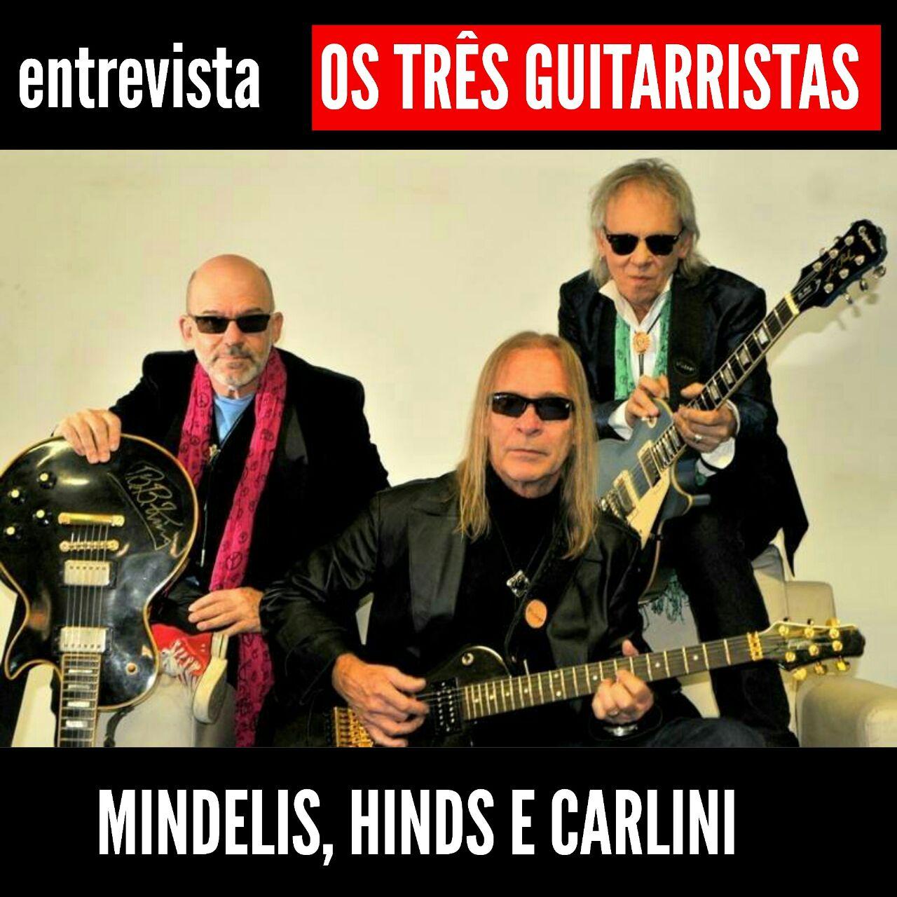 Os Três guitarristas