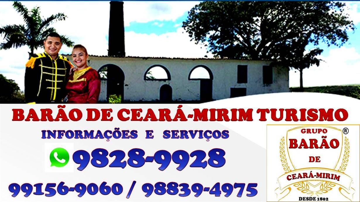 TURISMO CEARÁ-MIRIM - BATE VOLTA, EXCURSÕES E PASSEIOS