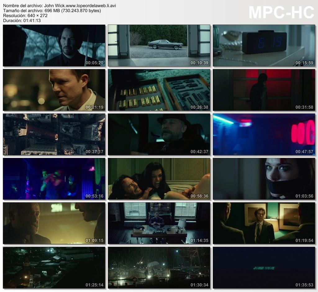 Sin Control (2014) 720 Dual + DVDRip  Latino