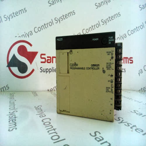 OMRON C200H PS221 POWER SUPPLY