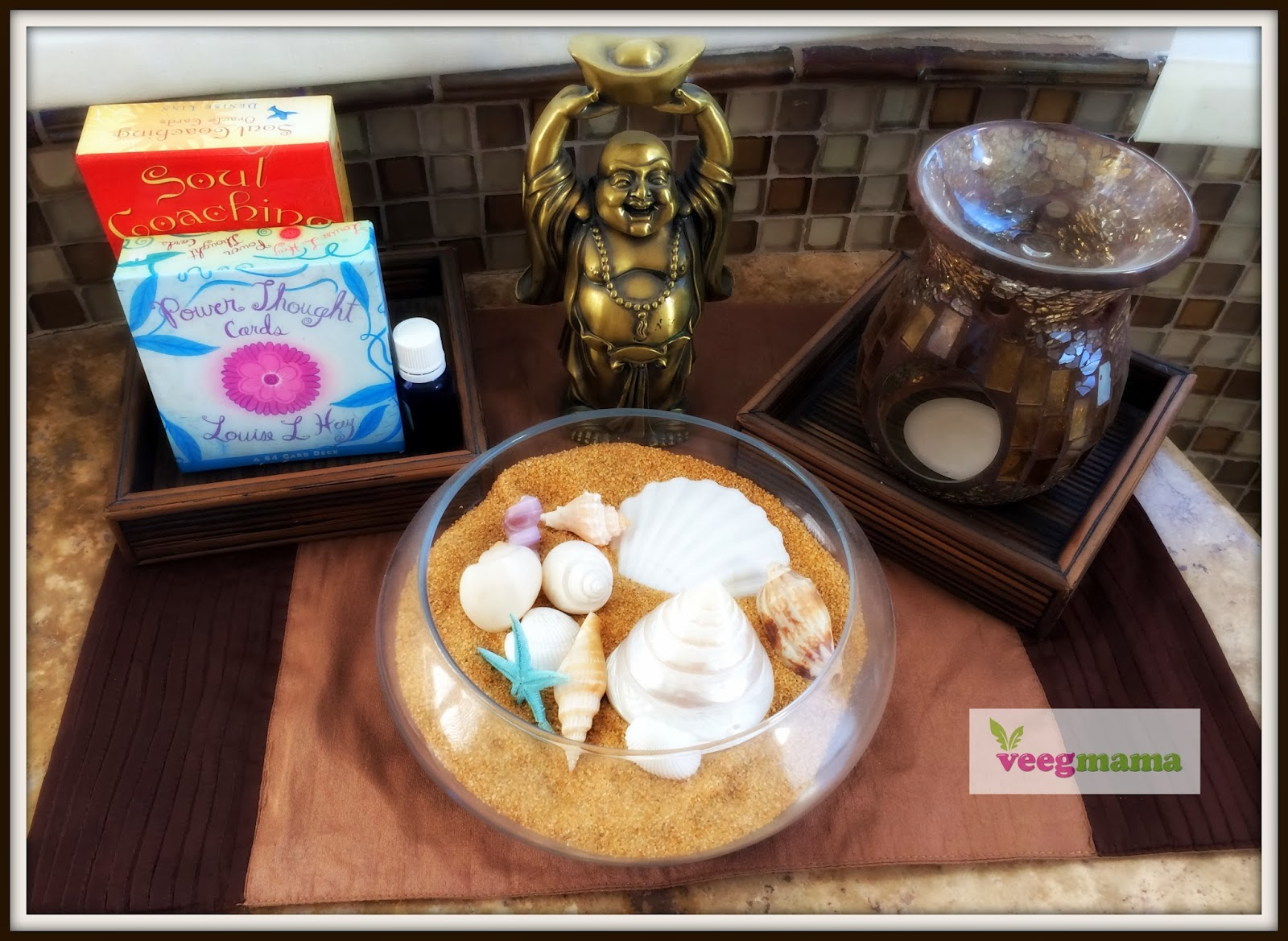 VeegMama's Steps for Creating a Sacred Space
