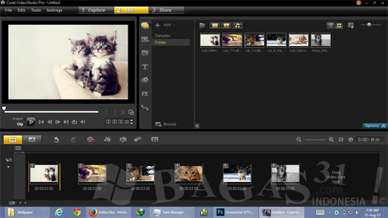 how to use corel videostudio pro x6