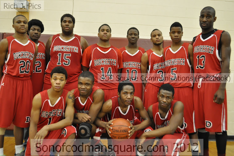 2011-12 Dorchester High Bears!