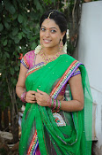 Actress Anjali Rao in Half Saree-thumbnail-11
