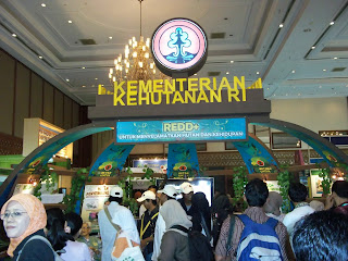 foto indogreen forestry expo