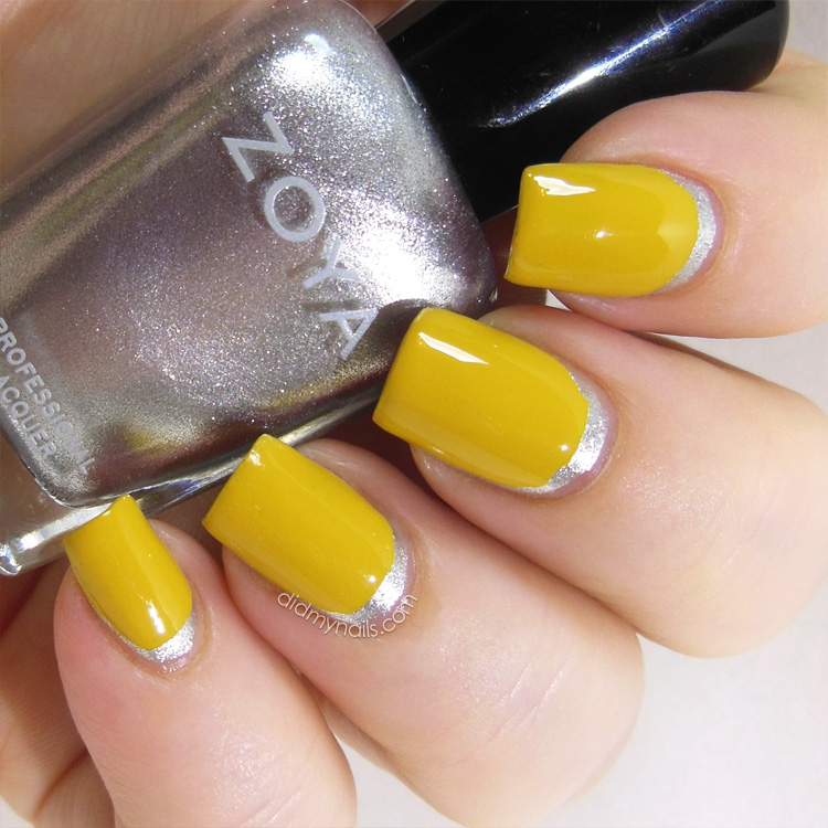 Did My Nails: April 2014