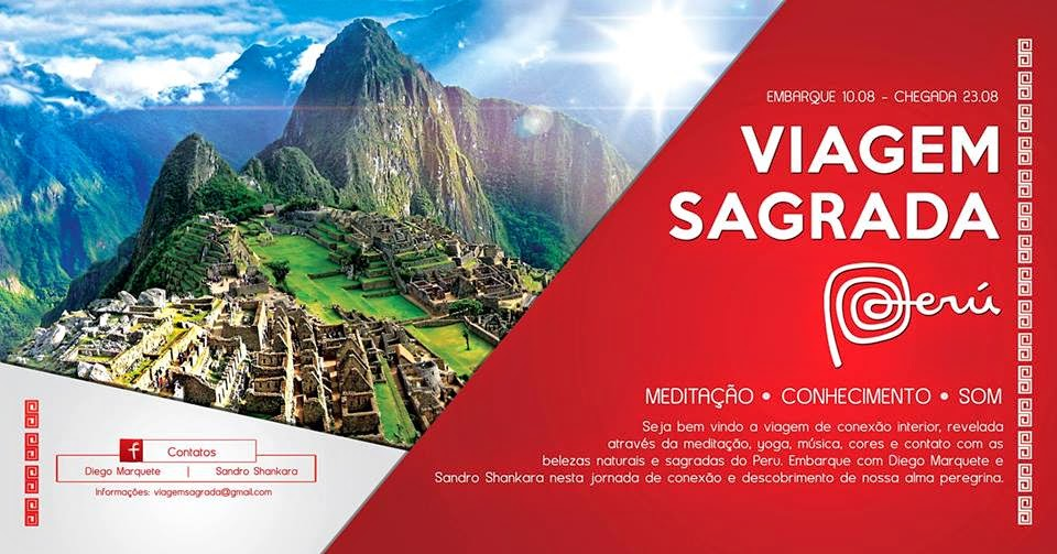 Viagem Sagrada ao Peru