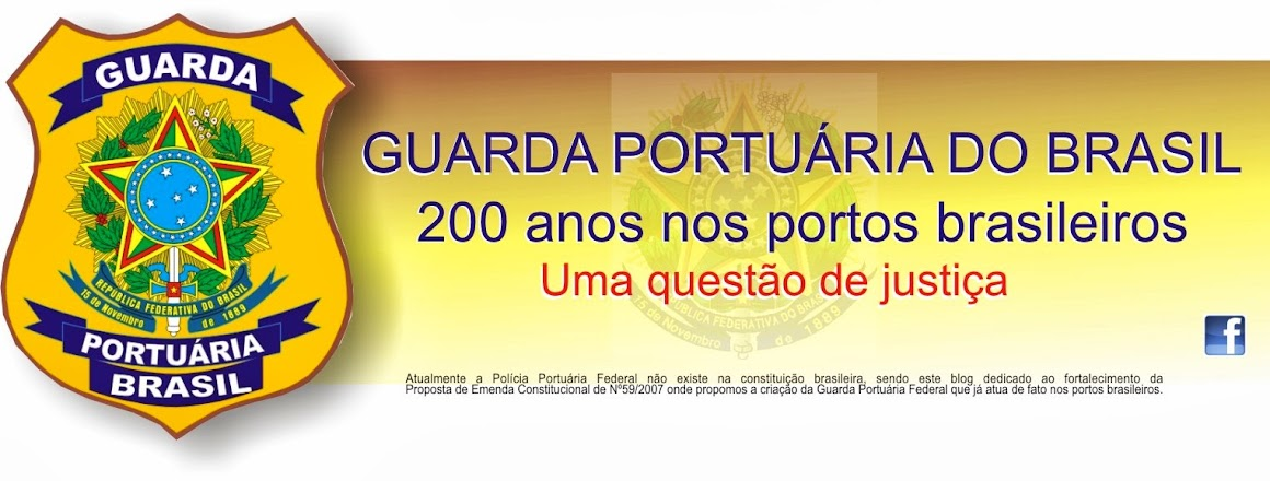 POLÍCIA PORTUÁRIA FEDERAL
