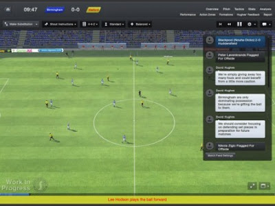 Screenshot Football Manager 2013