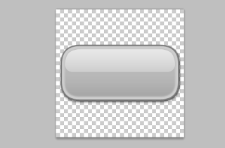 Photoshop - Scale button change width