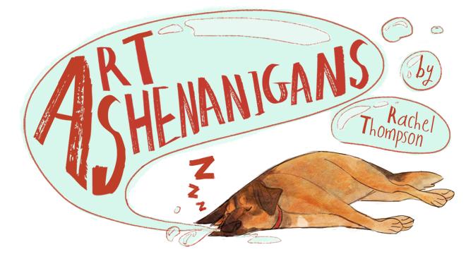 Art Shenanigans