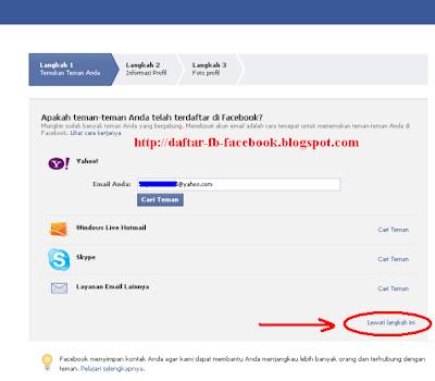 Cara Daftar Facebook Baru - Daftar FB