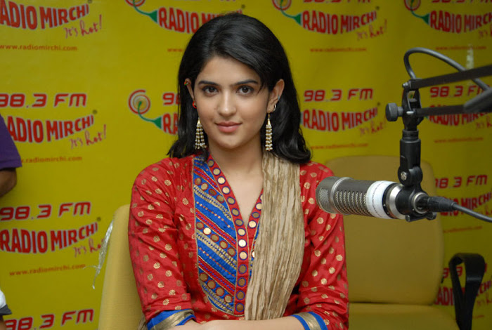 deeksha seth spicy at event hot images