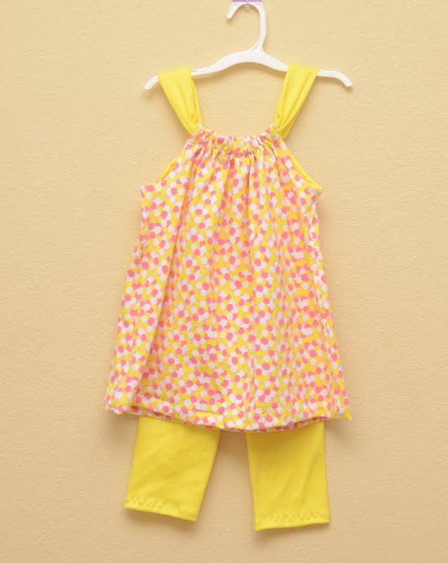 Made In Mommyland Easy Girls Dress Tutorial Pillowcase Dress