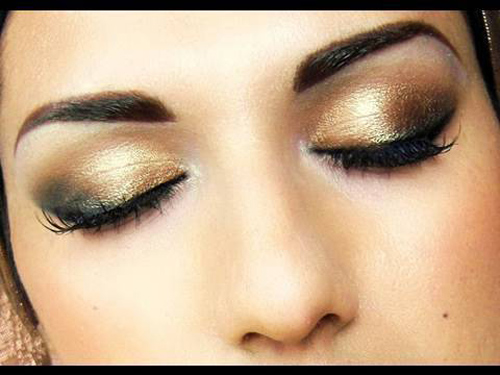 sombras de ojos guapa al instante paso