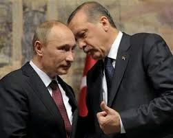 Vladamir Putin and Rycep Erodgan are gay